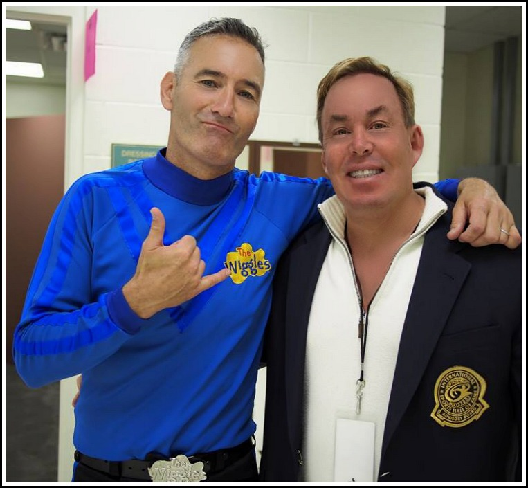 Anthony Field and Dr James Stoxen DC