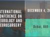 Dr James Stoxen DC FSSEMM Hon Team Doctors International Conference on Neurology and Neurosurgery in Dubai UAE on December 4 2019