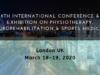 Dr James Stoxen DC FSSEMM (hon) FWSSEM 8th International Conference & Exhibition on Physiotherapy, Neurorehabilitation & Sports Medicine 2020
