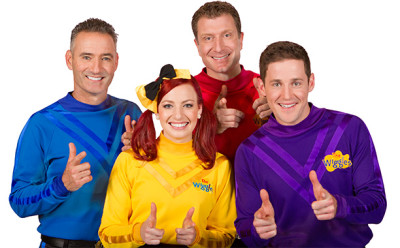 Anthony Field, Emma Watkins, Simon Pryce and Lachlan Gillespie