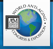 World Anti-Aging Congress and Exposition A4m Dr James Stoxen